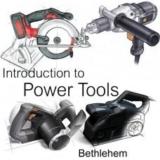 Introduction to Power Tools - Bethlehem