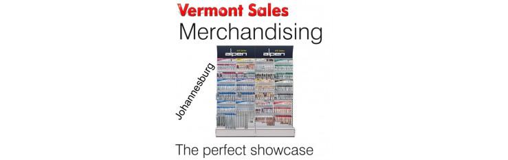 Merchandising for retail environments - JHB