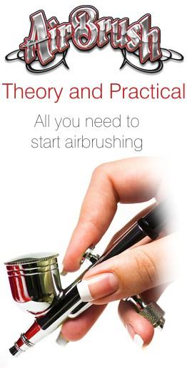Airbrush basics