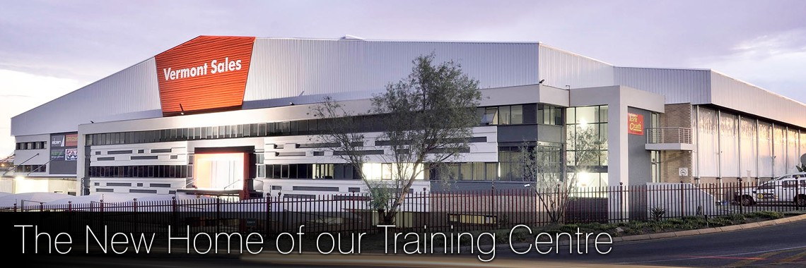 The new Home of our Training Centre