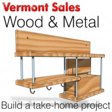 Wood & Metalworking Project